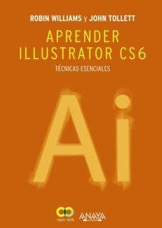 Descargar APRENDER ILLUSTRATOR CS6 gratis pdf - leer online
