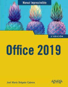 Permacultivo.es Office 2019 (Manuales Imprescindibles) Image