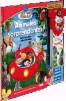 Javiercoterillo.es Animales Sorprendentes (Little Einsteins) (Libro Juguete) Image