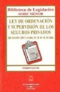Debatecd.mx La Ley De Ordenacion Y Supervision De Los Seguros Privados (Rd Le Gislativo 6-2004, De 29 De Octubre) Image
