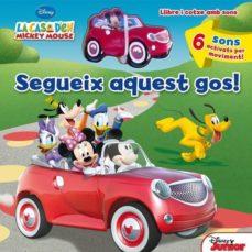 Eldeportedealbacete.es La Casa D En Mickey Mouse. Segueix Aquest Gos!. Llibre I Cotxe Am B Sons Image