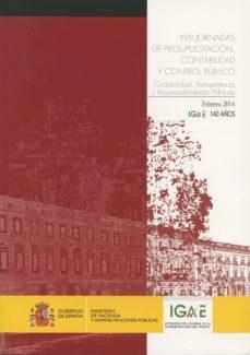 XVII JORNADAS DE PRESUPUESTACIÓN, CONTABILIDAD Y CONTROL PÚBLICO - VV.AA. | Triangledh.org
