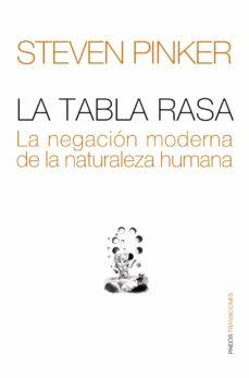 Relaismarechiaro.it La Tabla Rasa: La Negacion Moderna De La Naturaleza Humana (6ª Ed .) Image