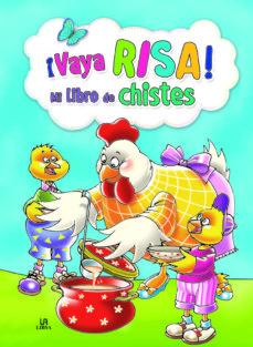 VAYA RISA MI LIBRO DE CHISTES