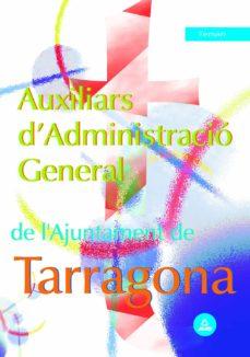 Geekmag.es Auxiliars D Administració General De L Ajuntament De Tarragona: T Emari Image