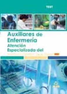 Colorroad.es Auxiliares De Enfermeria De Atencion Especializada Del Instituto Catalan De La Salud. Test Image