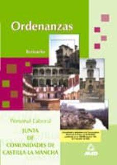 Inmaswan.es Ordenanzas. Personal Laboral De La Junta De Comunidades De Castil La La Mancha. Temario Image