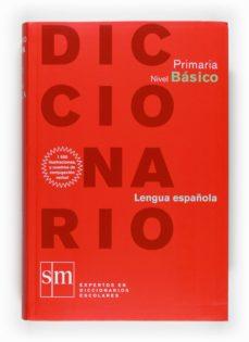 Geekmag.es Diccionario Primaria Basico 2009 Image