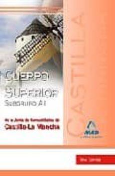 Permacultivo.es Cuerpo Superior (Subgrupo A1) De La Junta De Comunidades De Casti Lla La Mancha: Test Parte Comun. Image