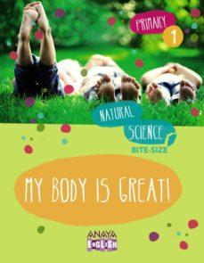 Canapacampana.it Natural Science 1. 1 My Body Is Great!. 1º Primer Ciclo Image