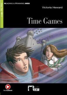 Descargar TIME GAMES. BOOK + CD gratis pdf - leer online