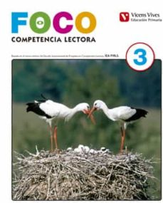 Descargar libros de francés gratis FOCO 3 COMPETENCIA LECTORA ED 2014 de  MOBI CHM 9788468221496