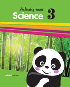 Emprende2020.es Science 3ºprimaria Activity Book Image