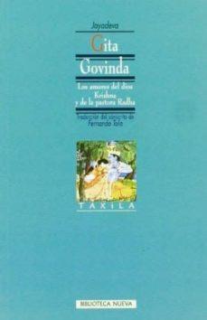 gita govinda: los amores del dios krishna y de la pastora radha-9788470307096