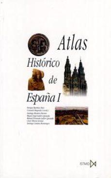 atlas historico de españa (vol. i)-9788470903496
