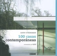 100 casas contemporaneas-cathy strongman-9788475566696