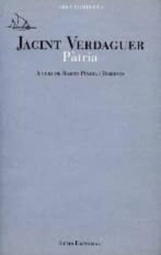 Descargando libros a ipod gratis PATRIA (CATALAN) in Spanish DJVU 9788476027196 de JACINT VERDAGUER