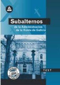 Treninodellesaline.it Subalternos De La Administracion De La Xunta De Galicia: Test Image