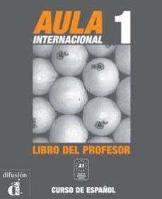 Permacultivo.es Aula Internacional 1. Libro Del Profesor Image