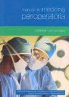 Descarga de ebooks para ipad MANUAL MEDICINA PERIOPERATORIA de JOSE MARIA SISTAC BALLARIN (Spanish Edition)