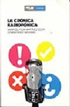 la cronica radiofonica-maria del pilar martinez costa-susana herrera damas-9788488788696