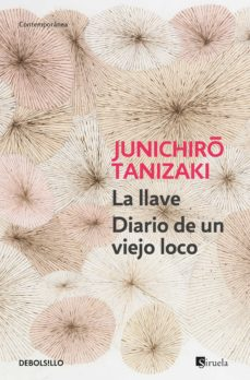 Descarga gratuita de libros gratis. LA LLAVE / DIARIO DE UN VIEJO LOCO de JUNICHIRO TANIZAKI