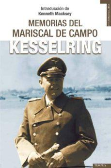 Cdaea.es Memorias Del Mariscal De Campo Kesselring Image