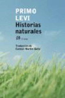 historias naturales (ebook)-primo levi-9788494160196