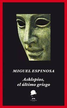 Garumclubgourmet.es Asklepios, El Ultimo Griego Image