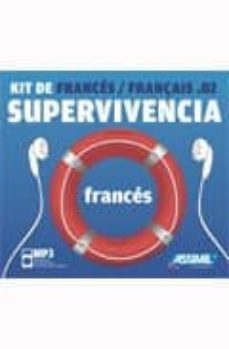 frances, kit de supervivencia (libreto + cd mp3)-gabriele kalmbach-9788496481596