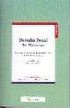 derecho penal de menores-ana almazan serrano-9788496705296