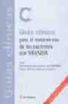 Descarga gratuita de libros electrónicos en formato pdf de computadora. GUIA CLINICA PARA EL TRATAMIENTO DE LOS PACIENTES CON VIH/SIDA