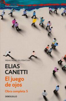 Ebooks para descargar cz JUEGO DE OJOS (OBRA COMPLETA V) ePub