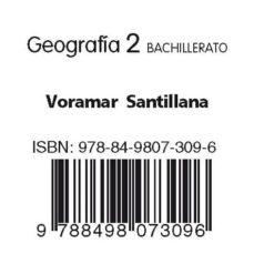 Vinisenzatrucco.it Geografia + Geografia 2º Bachilleratovora C Saber Ed 2009 Image