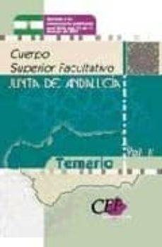 Valentifaineros20015.es Cuerpo Superior Facultativo De La Junta De Andalucia: Temario (Vo L. Ii) Image