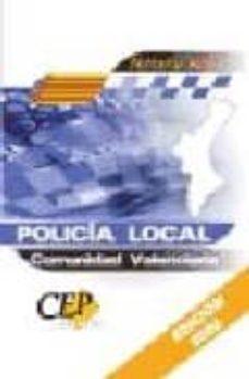 Bressoamisuradi.it Policia Local De La Comunidad Valenciana: Temario Oposicion (Vol. I) Image