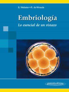 Descargar libros gratis de google books EMBRIOLOGIA
