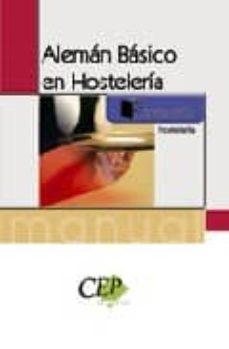 Geekmag.es Manual Aleman Basico En Hosteleria. Formacion Image