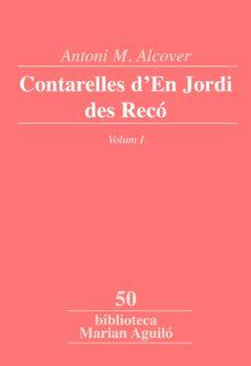 Cdaea.es Contarelles D En Jordi Des Reco Volum 1 Image