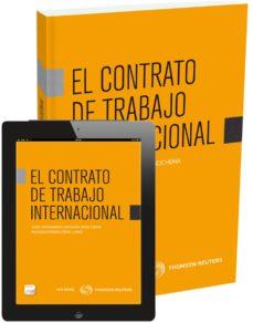 contrato de trabajo internacional-jose fernando lousada arochena-9788498987096