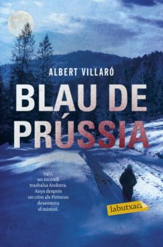 Descarga gratis ebooks para ipad BLAU DE PRUSSIA  de ALBERT VILLARO (Spanish Edition) 9788499309996