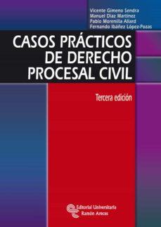 Noticiastoday.es Casos Practicos De Derecho Procesal Civil Image