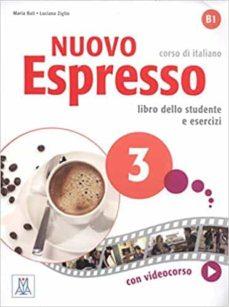 Ebook descargar ebook ESPRESSO 3 NUEVO ALUMNO 9788861823396 (Spanish Edition)