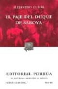 Geekmag.es El Paje Del Duque De Saboya (2ª Ed.) Image