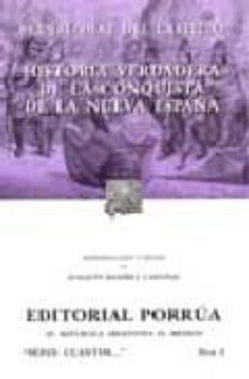 Eldeportedealbacete.es Historia Verdadera De La Conquista De La Nueva España (21ª Ed.) Image
