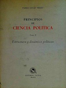 Relaismarechiaro.it Principios De Ciencia Política. Tomo Ii Image