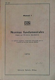 Inmaswan.es Manual I. Normas Fundamentales Para La Técnica Mecánica Image