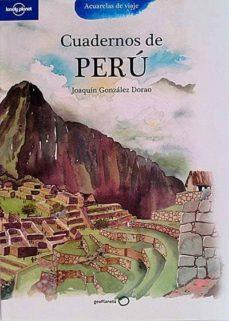 Geekmag.es Acuarelas De Viaje. Cuadernos De Perú Image
