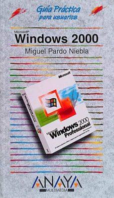 Inmaswan.es Microsoft Windows 2000 Image