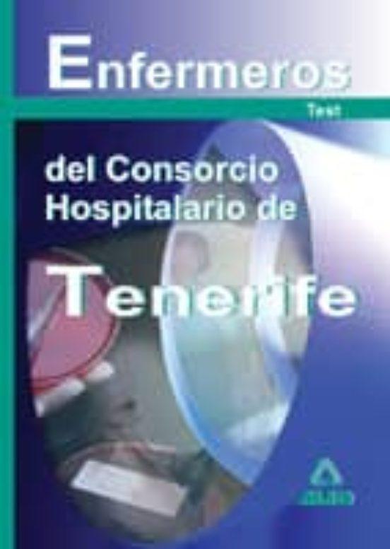 ENFERMEROS DEL CONSORCIO HOSPITALARIO DE TENERIFE: TEST